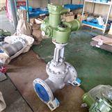 煤气管道用电动矿用闸阀