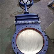 PZL73HXF鏈輪刀形閘閥