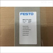 FESTO费斯托 油缸\MFH-5 3E-1 8-B  3048
