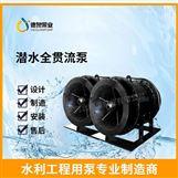 大口径湿式全贯流泵供应商|德泉泵业