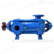 湖北臥式d型臥式多級泵,三昌泵業