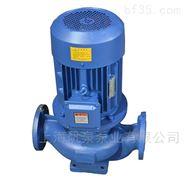 立式單級單吸管道熱水泵