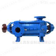 MD150-100×10礦用耐磨多級泵選型