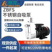 ZBFS防爆自吸泵  25ZBFS4-10-0.25水泵
