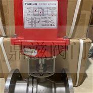 UM-3电动法兰球阀中国台湾进口UM电动阀