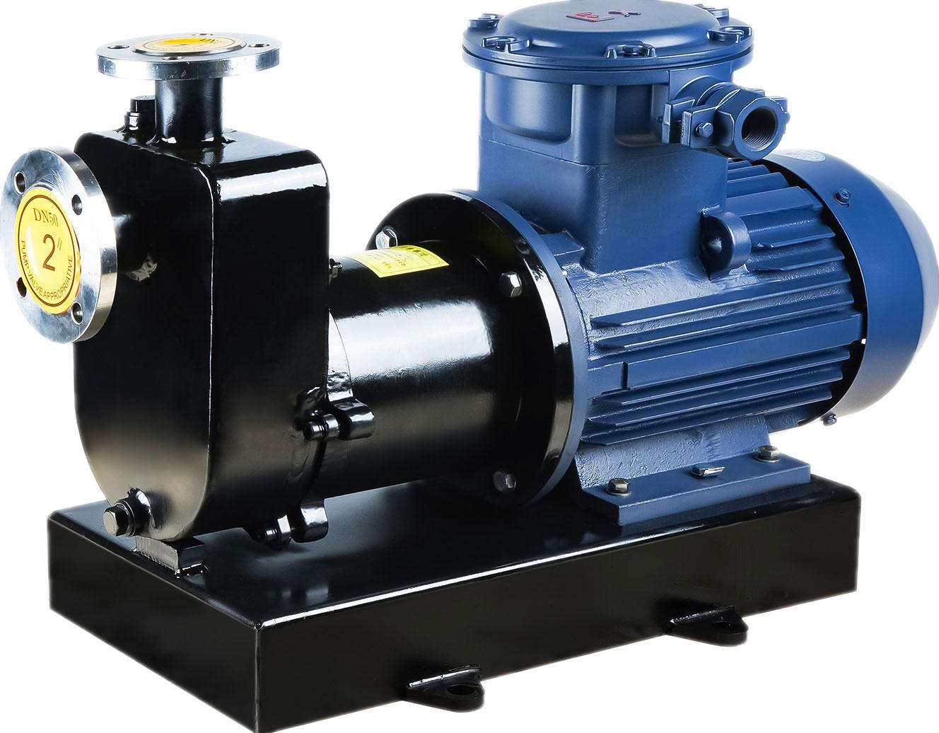 高温磁力泵应在规定温度条件下运行,需及时做冷却处理