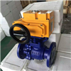 AC220V Q941F46-16C DN125防爆电动衬氟球阀